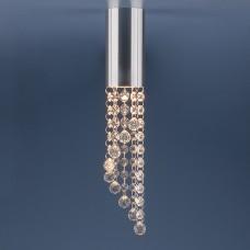 Накладной потолочный светильник 1083 GU10 CH хром
