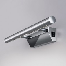 Настенный светодиодный светильник Trinity Neo SW LED хром (MRL LED 1001) с выключателем
