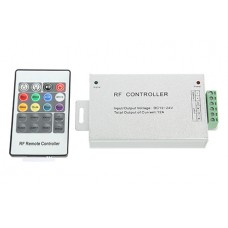 Сенсорный контроллер LEDcraft RGB RF с функцией диммирования 16 кнопок 15А