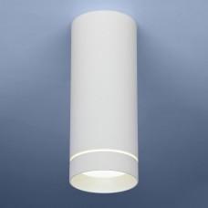 Накладной точечный светильник Elektrostandard DLR022 12W 4200K Белый матовый