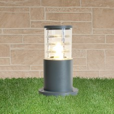 Ландшафтный светильник Elektrostandard 1508 TECHNO silver серый