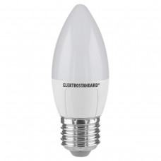 Лампа светодиодная Elektrostandard Свеча СD LED 6W 6500K E27