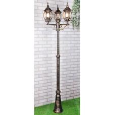 Светильник на столбе Elektrostandard NLG99HL005 черное золото