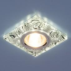 Точечный светильник светодиодный Elektrostandard 8361 MR16 WH/BK белый/черный