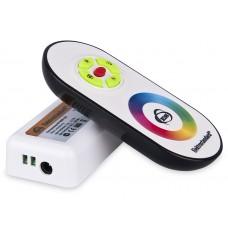 Сенсорный контроллер с ПДУ для светодиодной ленты RF RGB 18A