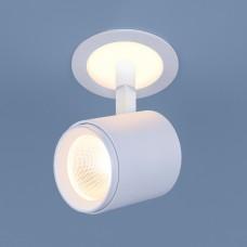Акцентный светодиодный светильник Elektrostandard DSR002 9W 3300K белый матовый