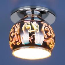 Точечный светильник Elektrostandard 1102 G9 SL зеркальный