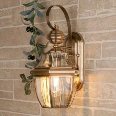 Настенный светильник Elektrostandard 1032 Chatel D медь