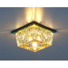 Точечный светильник Elektrostandard 121 G9 Color перламутр