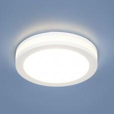 Точечный светильник со светодиодами Elektrostandard DSKR80 5W 4200K