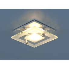 Точечный светильник Elektrostandard 781 MR16 CH/CL хром прозрачный