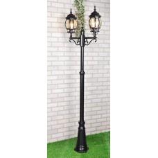 Светильник на столбе Elektrostandard NLG99HL004 черный