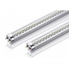 Светодиодная лампа LEDcraft Т8 (1200 мм) 18W корпус алюминий рассеиватель прозрачный
