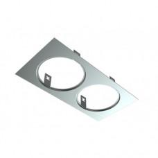 Карданный светильник под лампу AR111*2L с цоколем G53