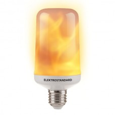 Светодиодная лампа BL127 5W E27 имитация пламени