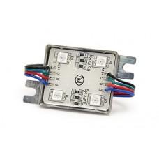 Светодиодный модуль RGB LEDcraft 4*0,72W LED 5050