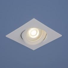 Встраиваемый потолочный светильник 9907 LED 6W WH белый