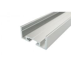 Профиль накладной алюминиевый LC-LP-1227-2 Anod