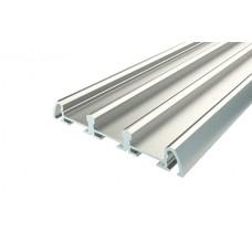 Профиль накладной алюминиевый тройной LC-LP-0959-2 Anod