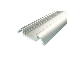 Профиль алюминиевый для порогов LC-LPP-0731-2 Anod