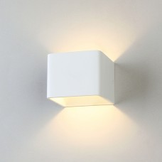 Настенный светодиодный светильник Corudo LED белый MRL LED 1060