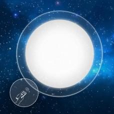 Накладной светодиодный светильник Saturn 60W