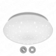 Управляемый светодиодный светильник SATURN 100W R-800-SHINY-220-IP44 без канта